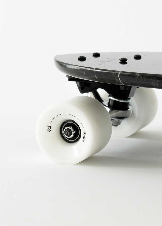 Marble Cruiser Skateboard Sol-State _003