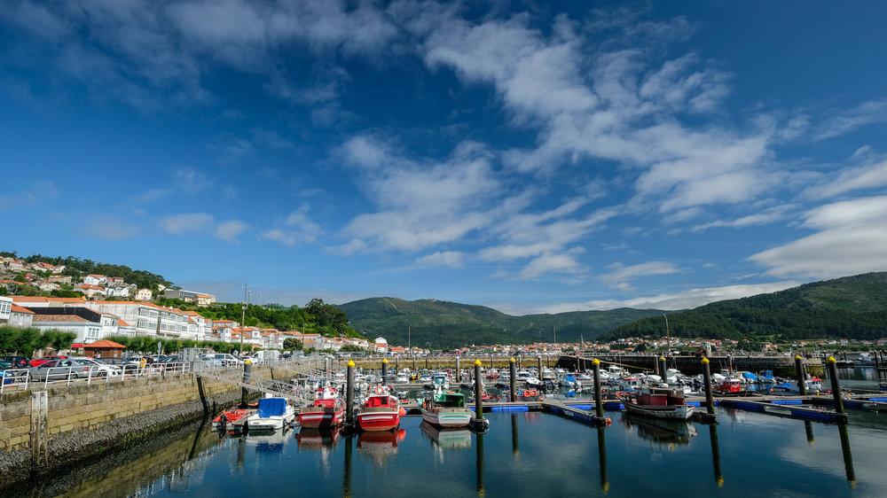 Galician Harbor