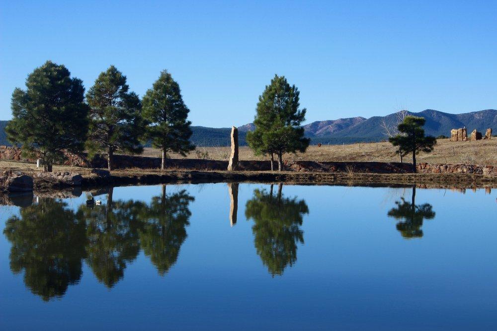 Storm Ranch Blue Pond