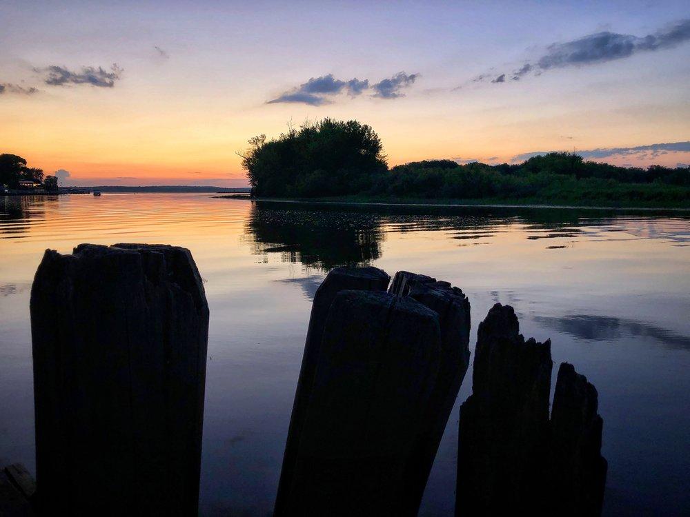 Lake Sunset, WI