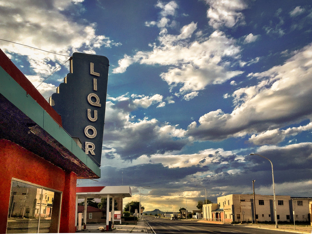 Liquors, Clayton, NM