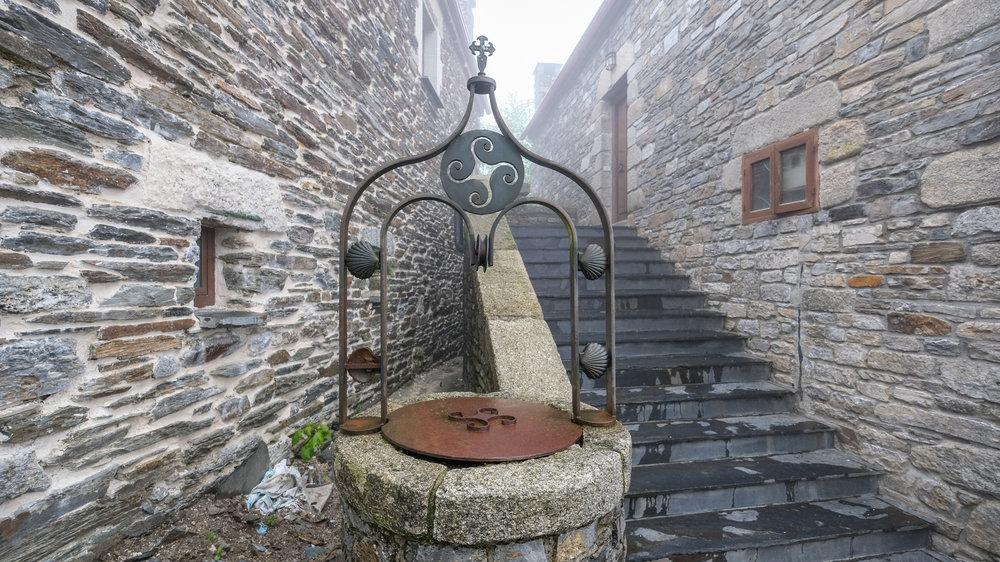 O'Cebreiro Well