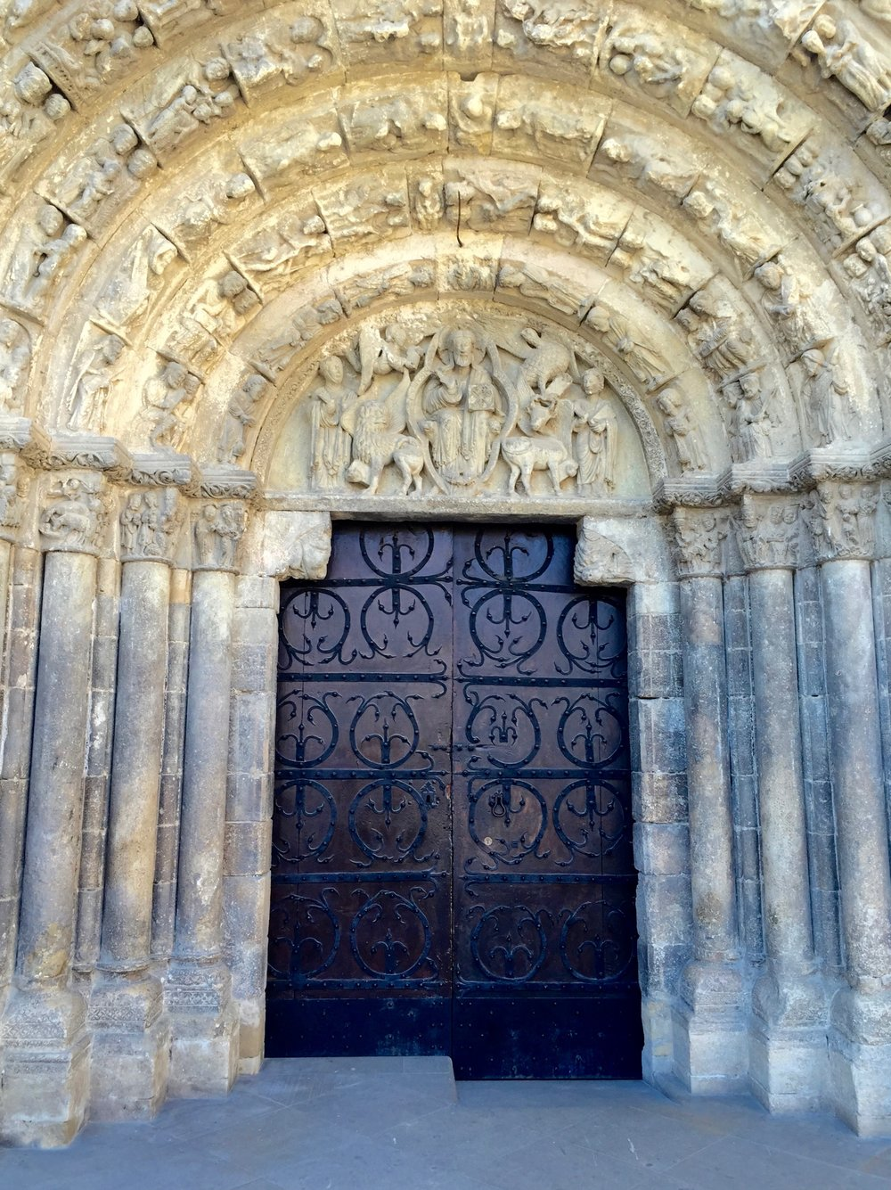 Church Doorway, Spain