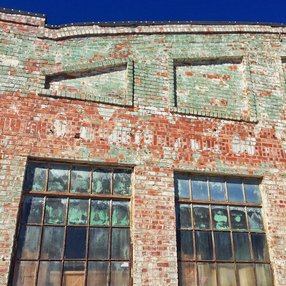 Green Bricks, Tulsa Warehouse
