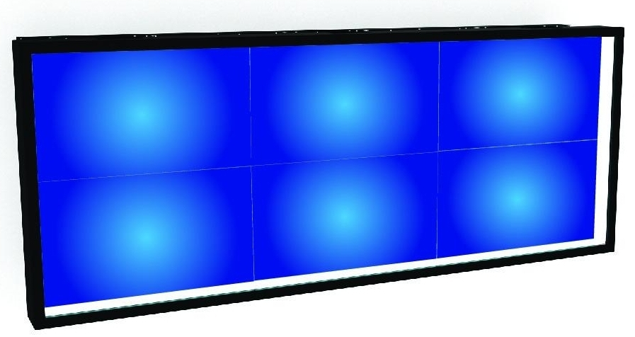 Video Wall Overlay