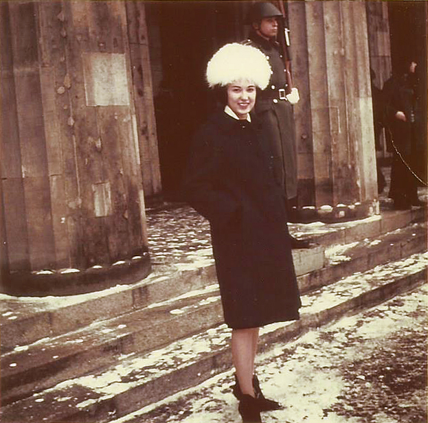 Communist East Berlin, 1966