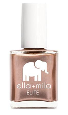 ella+mila nontoxic nail polish - Champagne Pop - $11.39