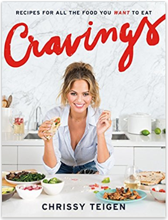 Cravings by Chrissy Teigen - cookbook - $17.46