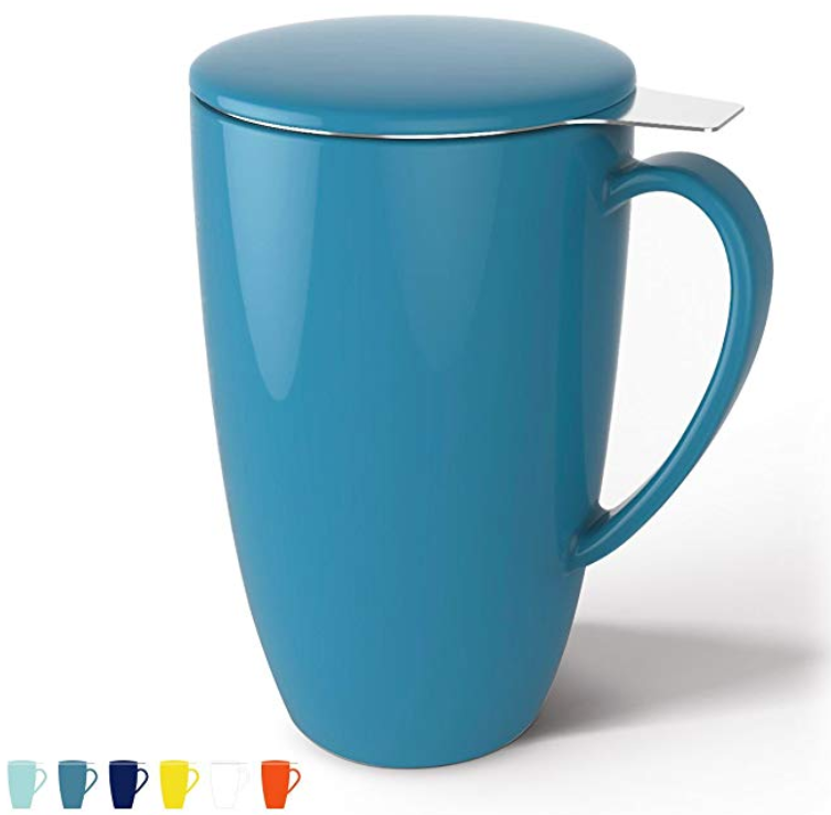 Sweese porcelain tea mug - $17.99