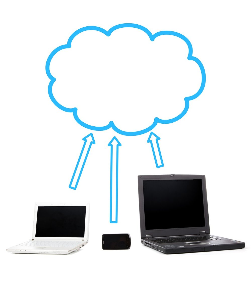 Cloud computing and accounting technology
