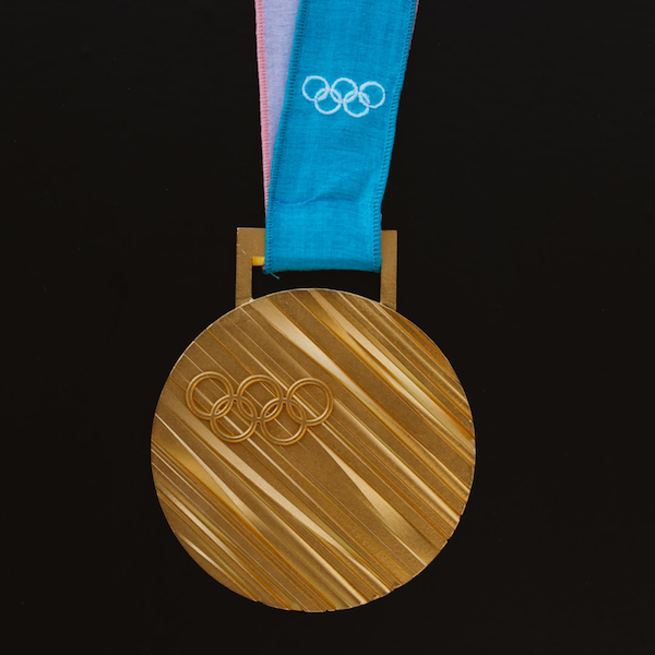 Olympic gold medal.