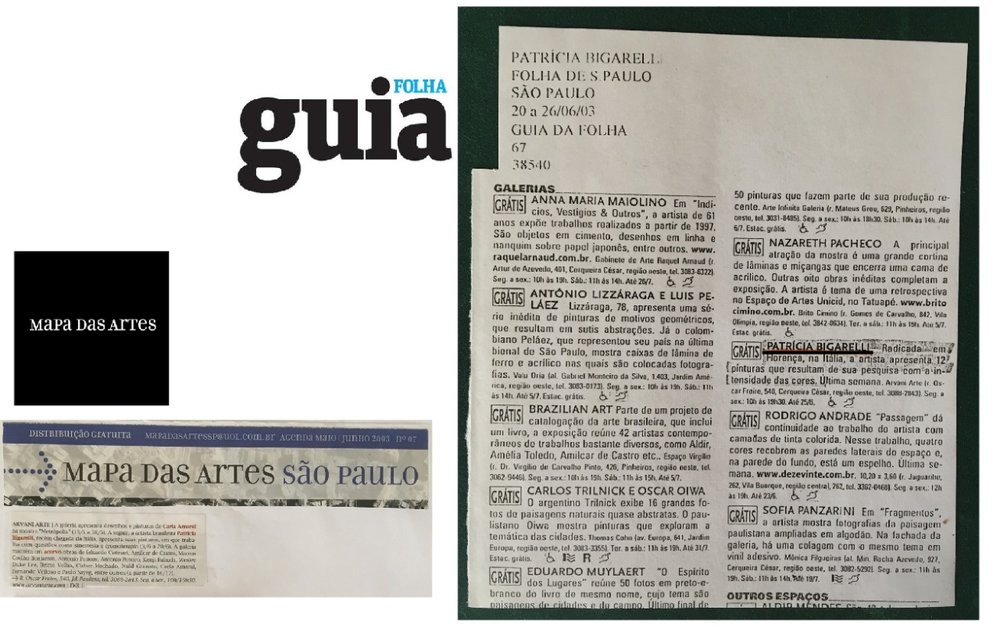 GUIA DA FOLHA DE SP - 2013