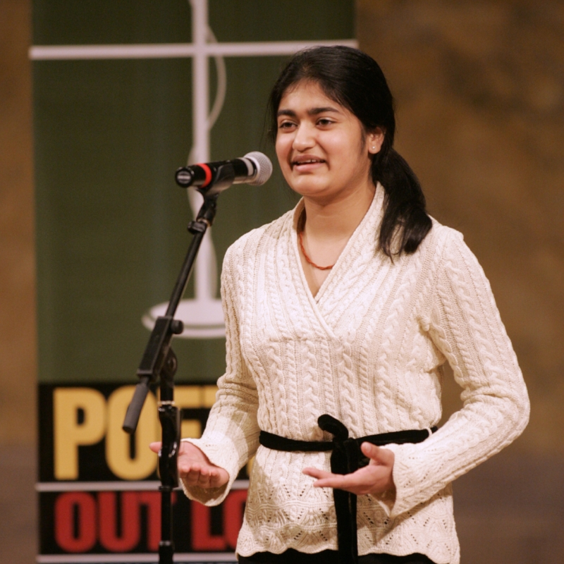 Kavita Oza, 2013 NJPOL State Champion and National Finalist: The Peddie School, Hightstown