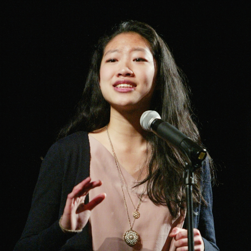 Kristen Tsuo, 2012 NJPOL State Champion and National Finalist Honorable Mention: The Lawrence School, Lawrenceville