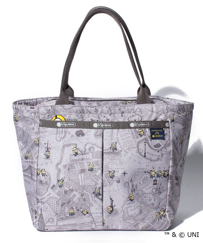 NYC Minions Sm Everygirl Tote $102