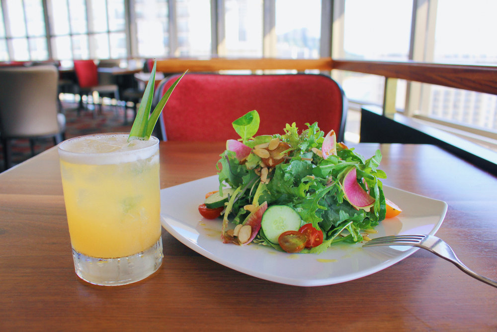 House Salad and Inter-Island Cruise Cocktail.JPG