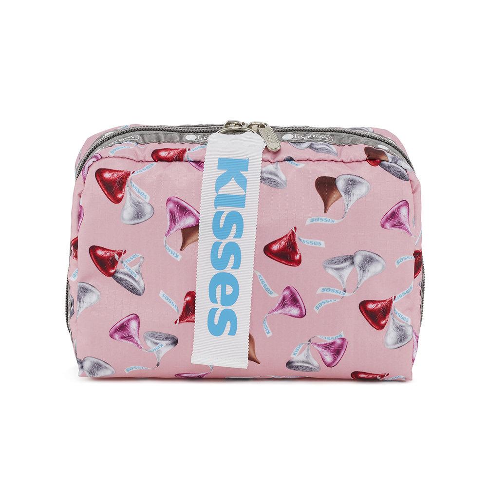 Hershey's Kisses Extra Large Rectangular Cosmetic $44