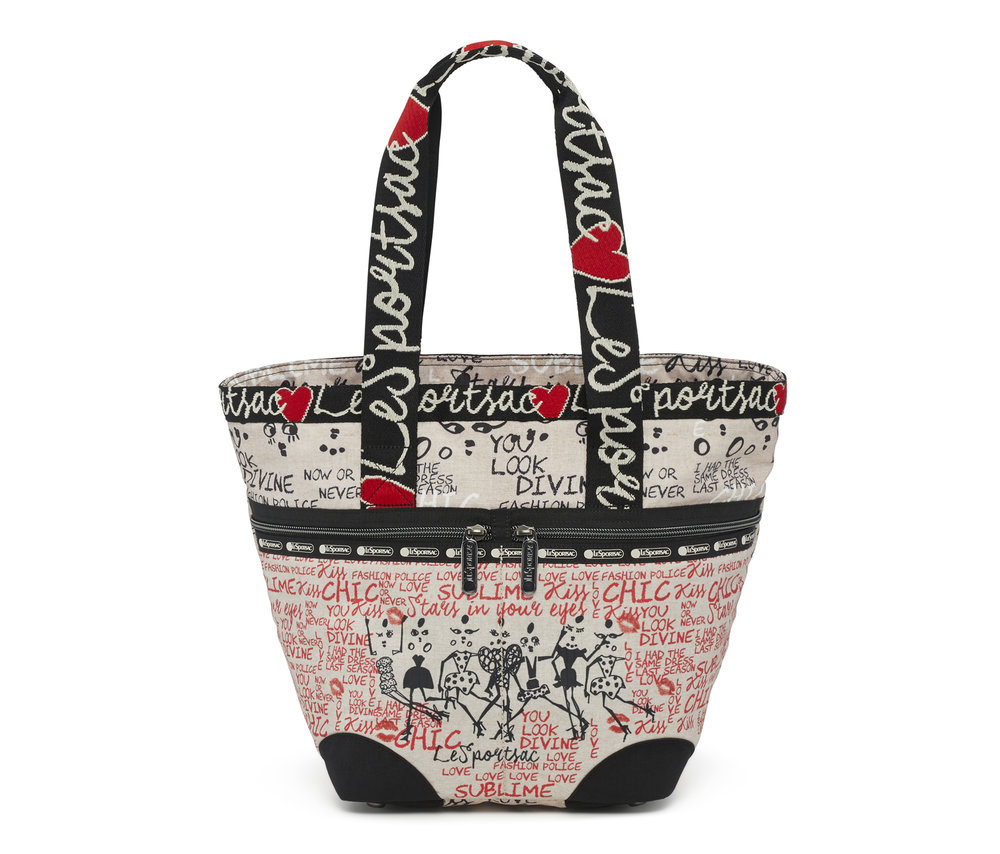 Dance With Me Natural Medium Manon Tote $146