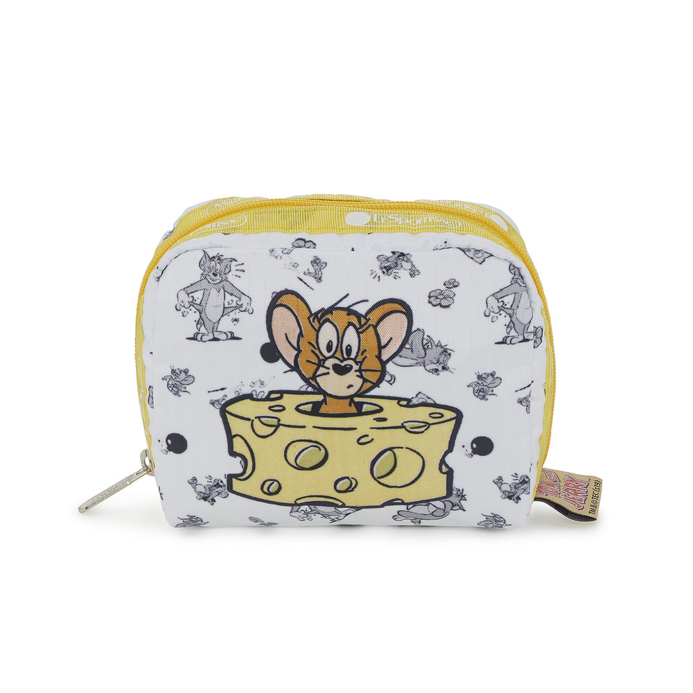 Square Cosmetic(Tom & Jerry Clever) $31