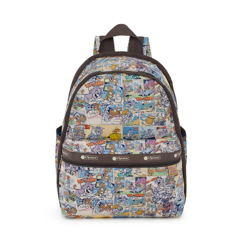 Basic Backpack(Tom & Jerry Comic Strip) $132