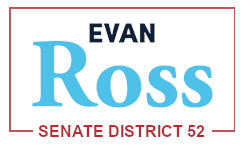 Evan Ross 4 Senate