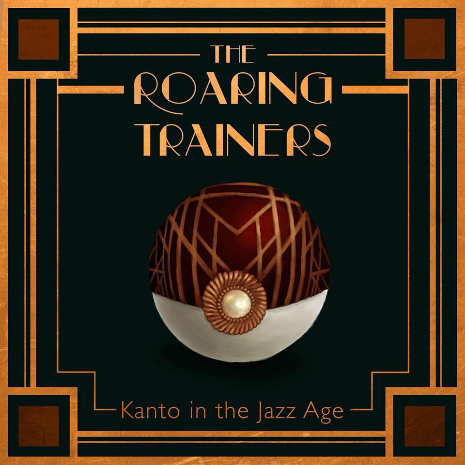 The Roaring Trainers: Kanto in the Jazz Age