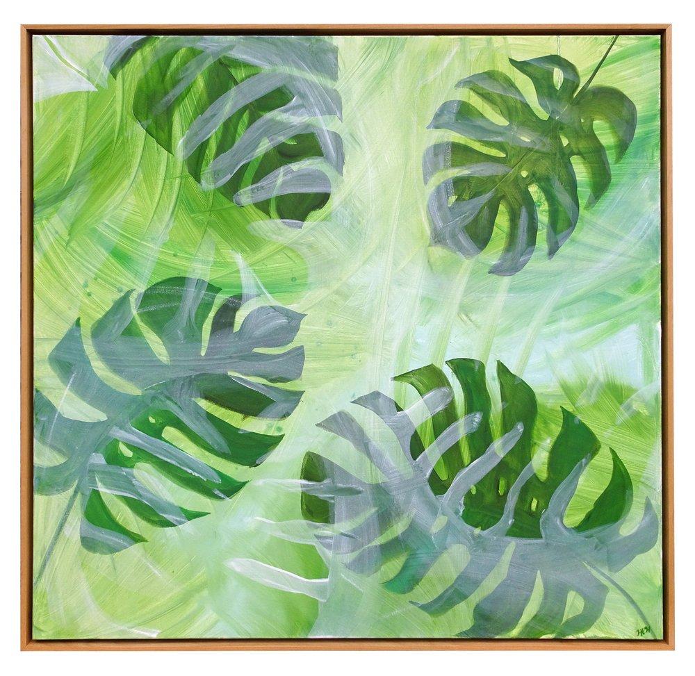 """""""Split Leaf Philodendron"""""""