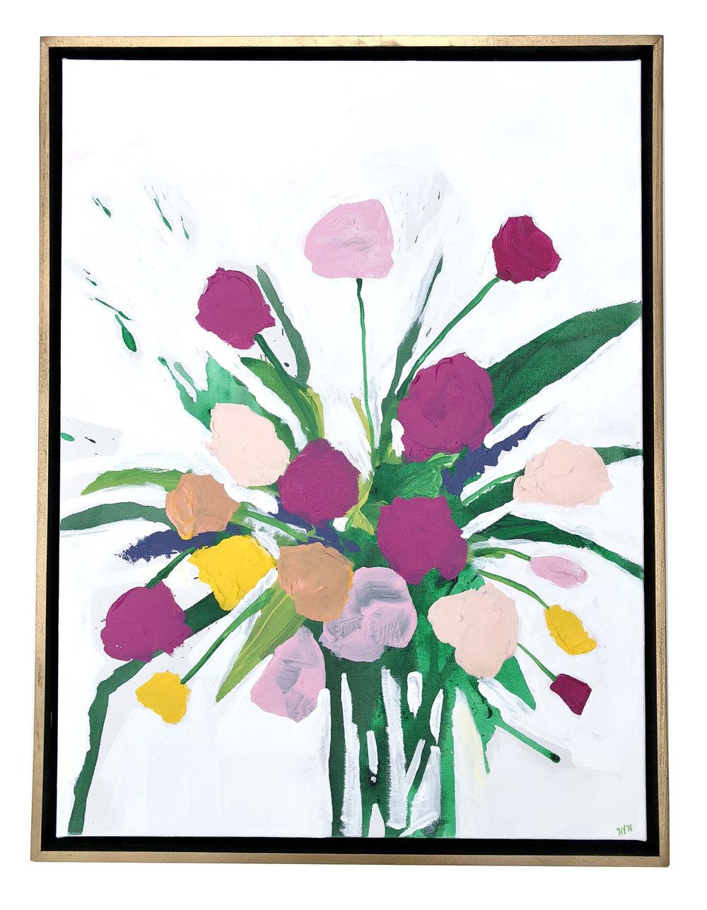 """Birthday Flowers"""