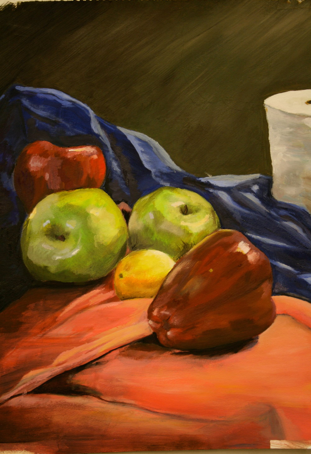 """Paul's Apples"""