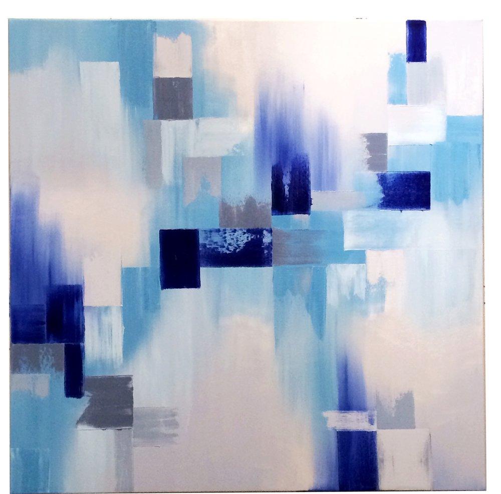 """Blue Cube"""