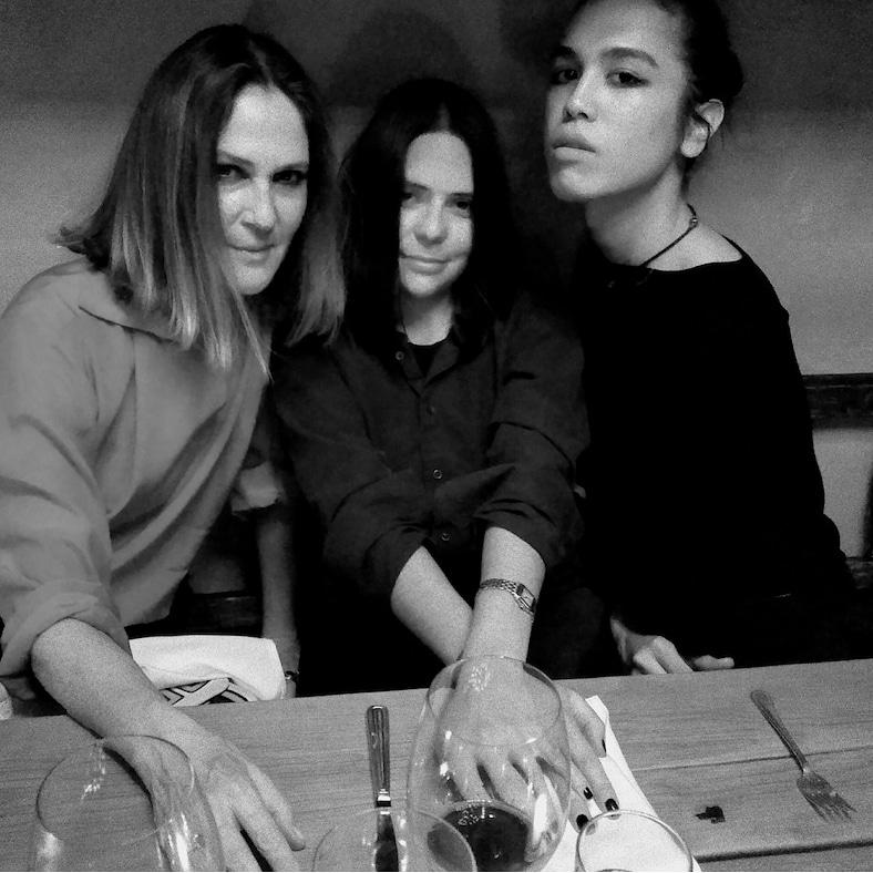 Eugenia Melian, Julia Wagner, Dara Allen