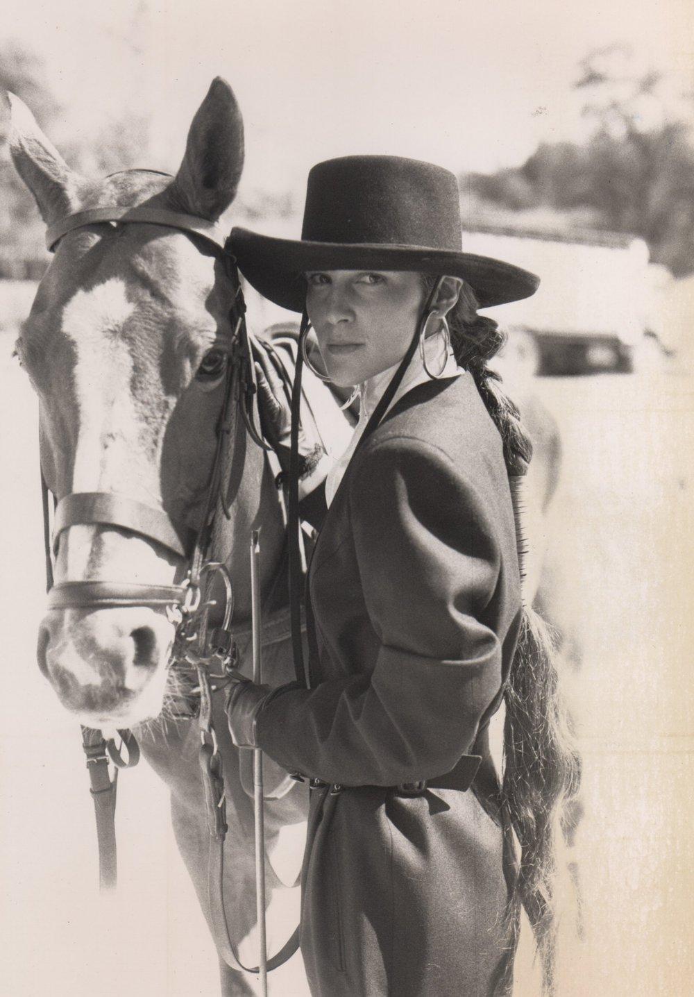 Eugenia Melian 1986