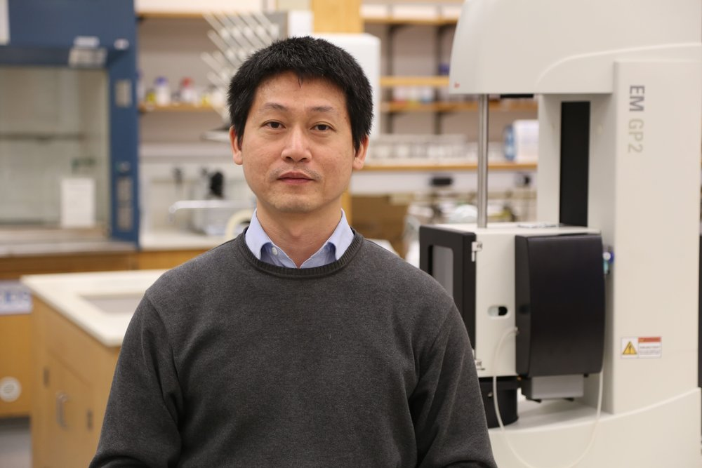 Longsheng Lai - Postdoctoral Scholar