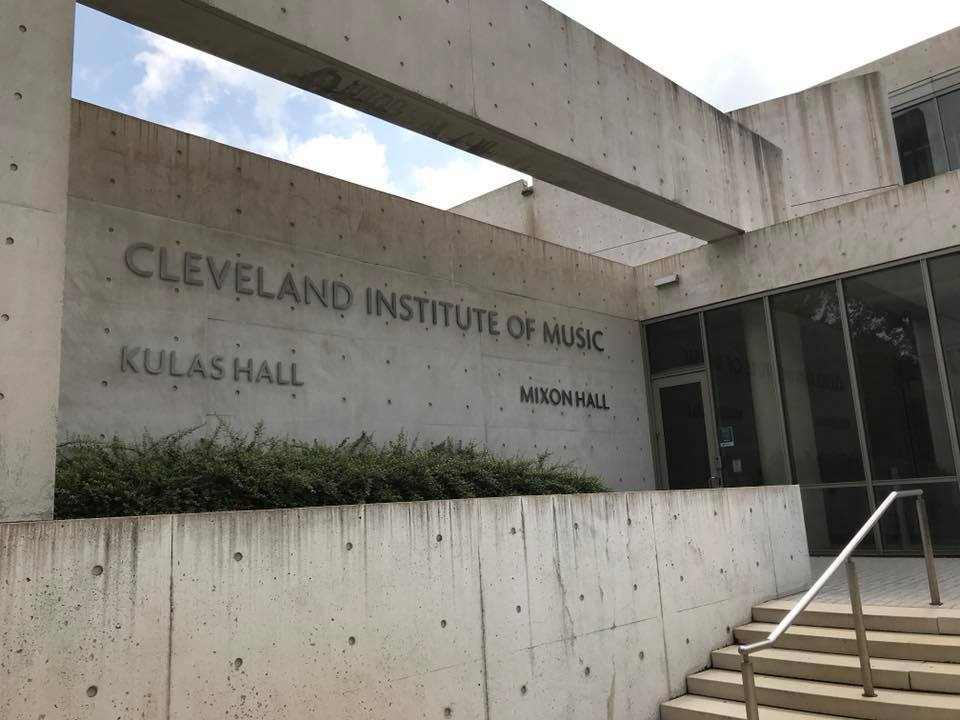 The Cleveland Institute of Music, located in University Circle.