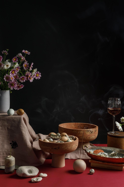 Dutch Still Life - Genevieve Bandrowski
