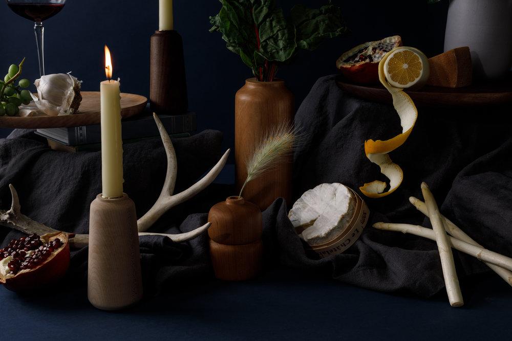 Dutch Still Life Winter - Bandrowski