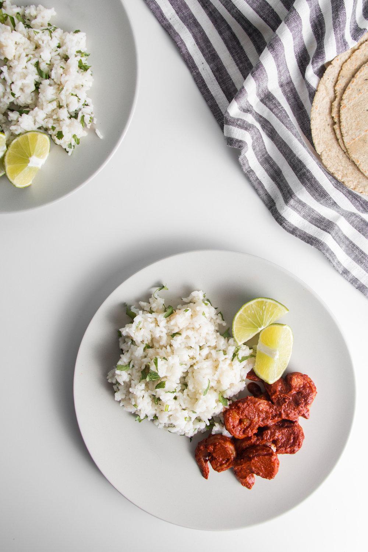 Camarones a La Diabla (Mexican Deviled Shrimp)