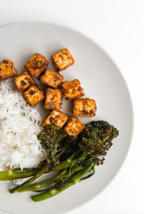 Spicy Chipotle Tofu