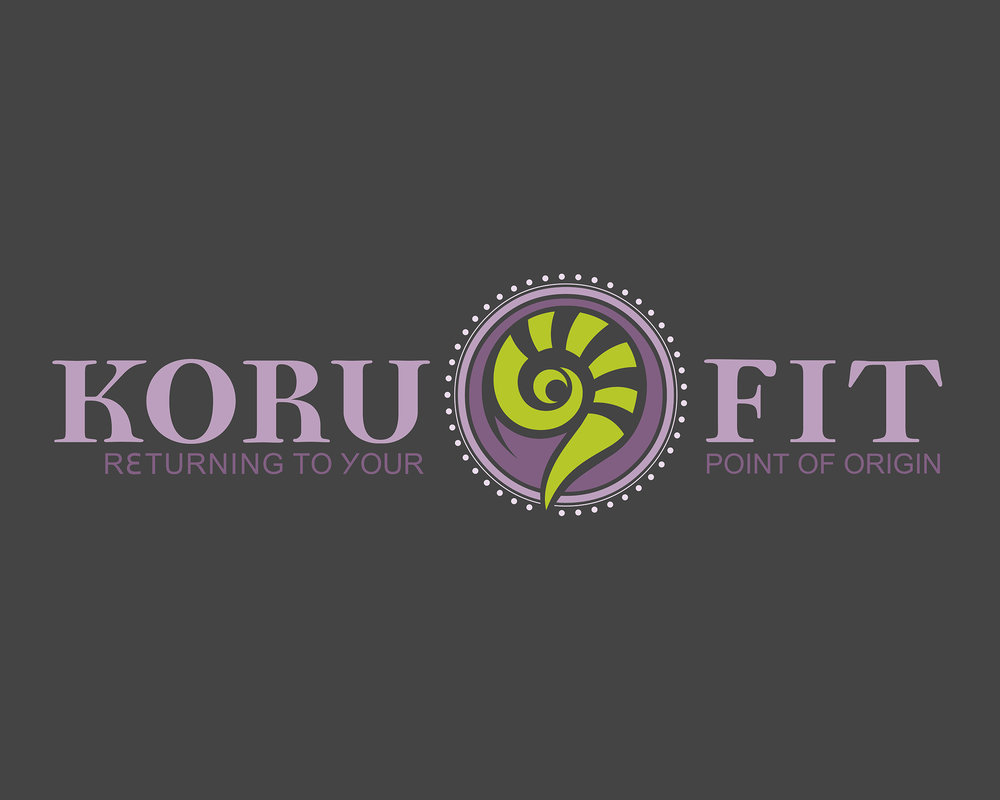 Exercise and Wellness Program - Logo Design, Portsmouth NH