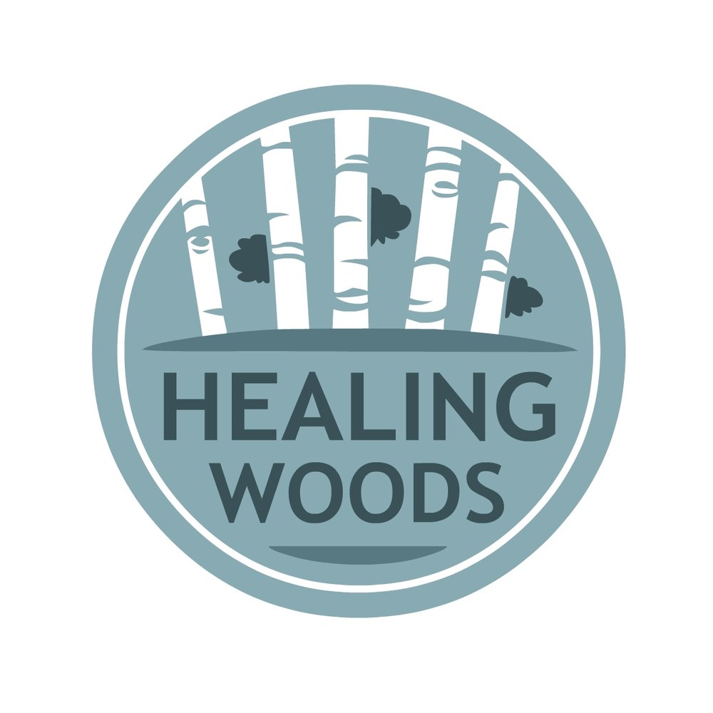 Healing Woods Logo Concept