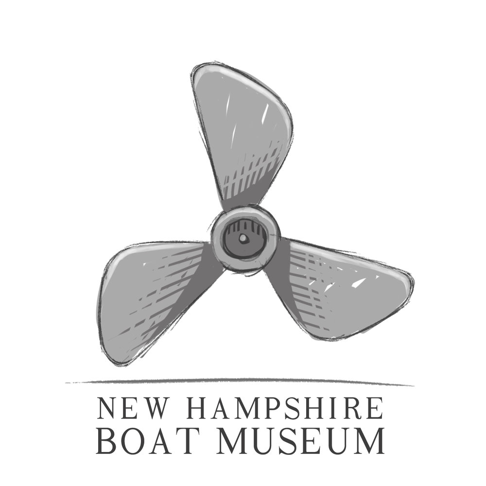 NH Boat Museum Logo Concept, Wolfeboro, NH
