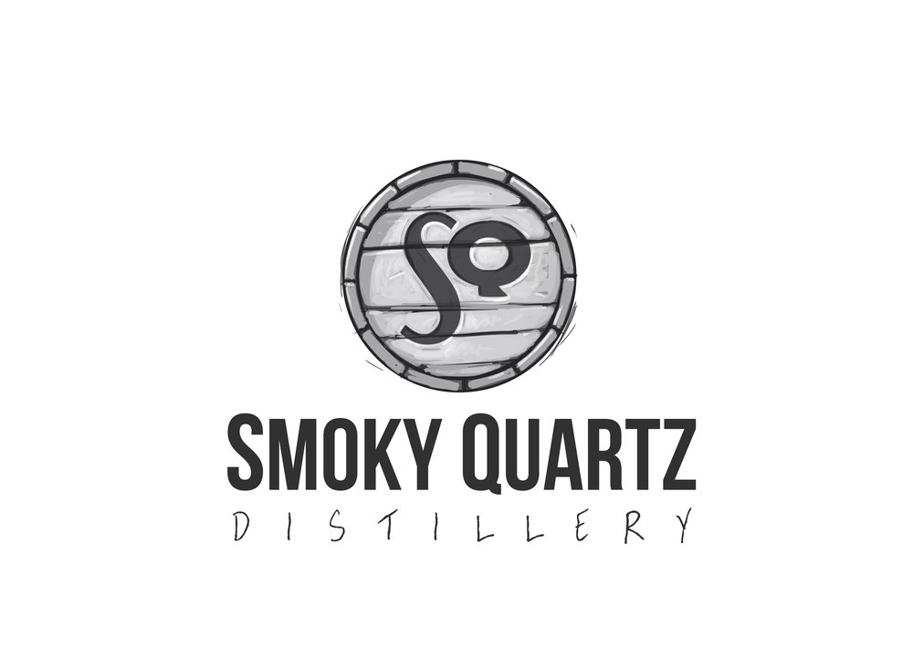 Smokey Quartz Distillery - Logo Concept, Seabrook NH