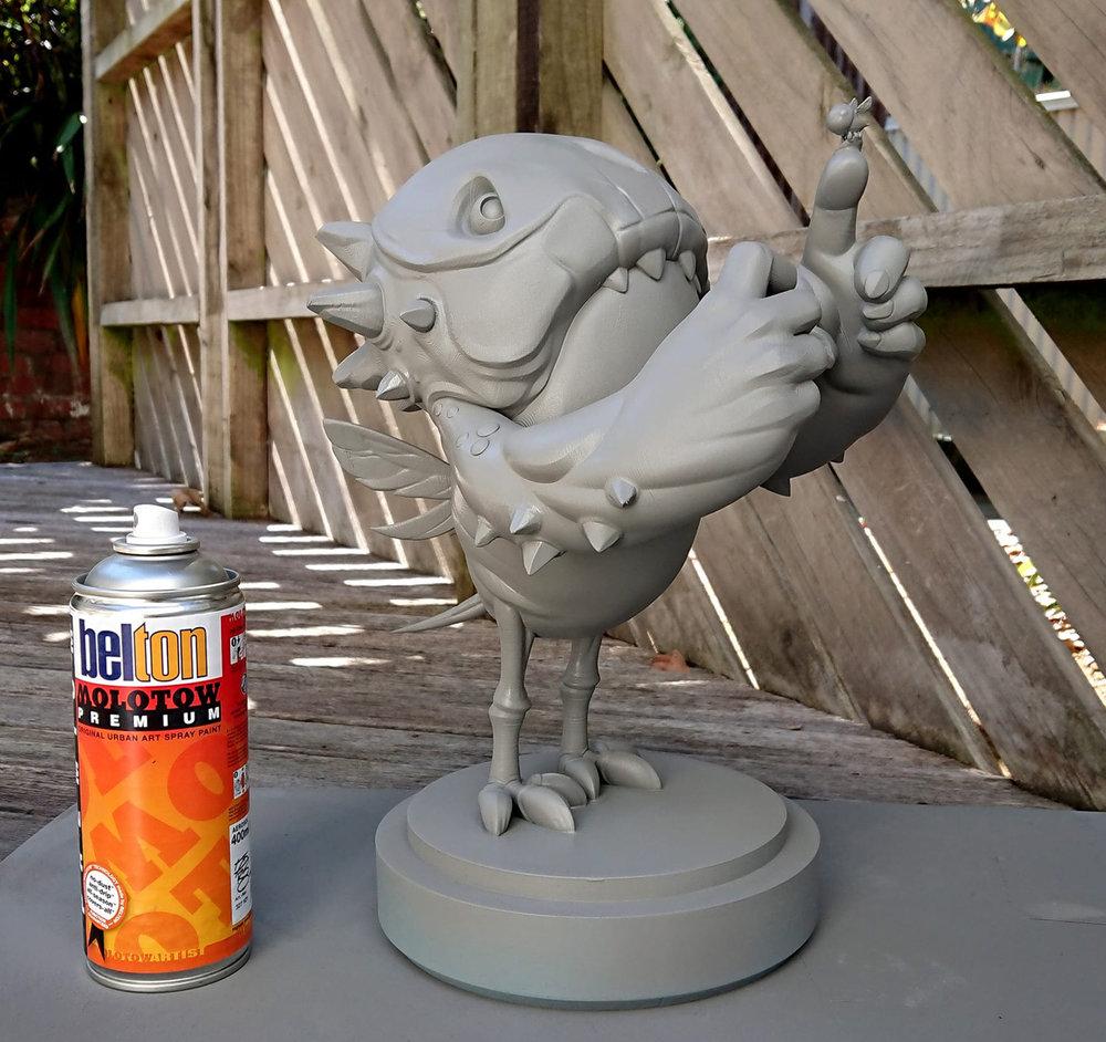 3D PRINT - CREATUREBOX MODEL