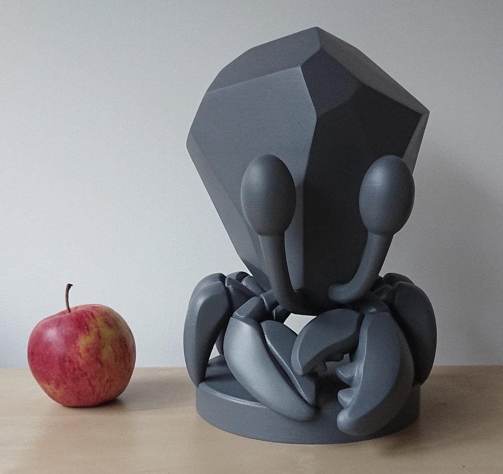 3D PRINT - JEWEL CRAB XL