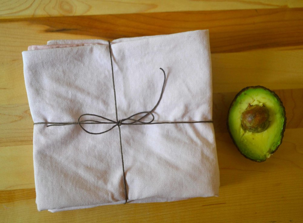 Dyeing with Avocado -