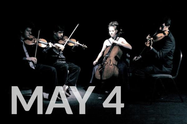 HIDDEN - Katherine Young Portrait 2 with the Formalist Quartet