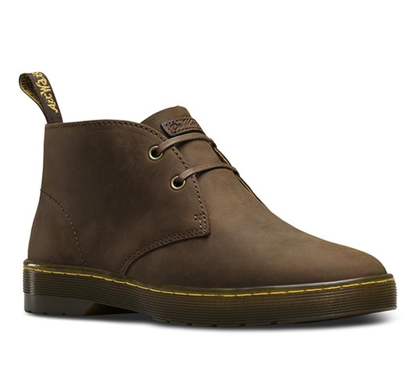 Cabrillo brown $199  2 eye desert boot, lightweight, sleek and simple crafted from soft, lightweight Crazy Horse leather