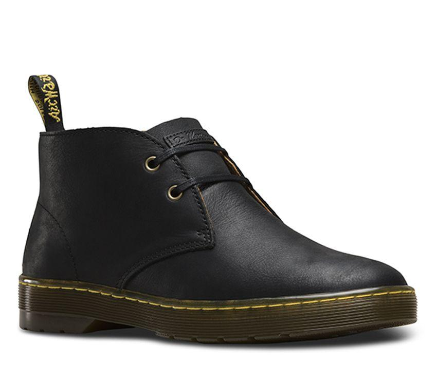 Cabrillo black $199  2 eye desert boot, lightweight, sleek and simple crafted from soft, lightweight Crazy Horse leather