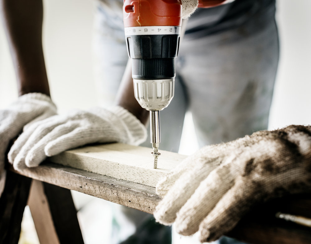 Handyman Services - We hire professionals from every trade. Whether it's a small renovation or you just need a good-steady hand to finish off your project, count on us to provide the best, and only the best!