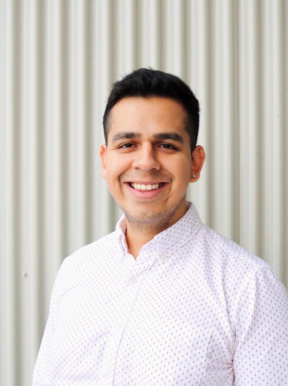 Piero Castillo - Director of Sales & Finance
